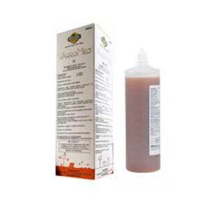 Varromed es un medicamento oficial contra varroa a base de oxálico y fórmico.